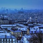 Topaz Adjust - パリの夜明け