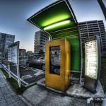 HDR-研究学園駅駐車場