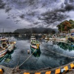 HDR - 戸田漁港