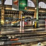 Topaz Adjust - パリ北駅