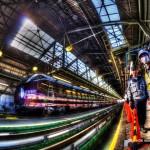 HDR-お召し列車