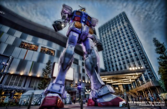HDR-Gundam5
