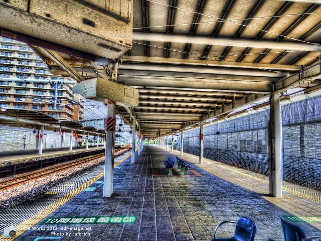 HDR-Q7ひたち野うしく駅