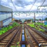 HDR高田駅