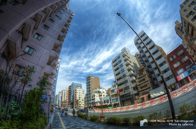 HDR東京