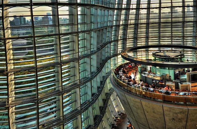 国立新美術館 : 【定番から穴場まで】東京・おススメの観光 ...