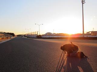 筑波サーキット撮影