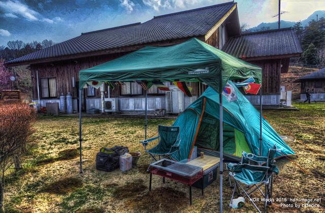 HDRキャンプ