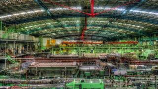 HDRハコフグ倉庫