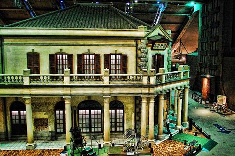 HDR - 江戸東京博物館